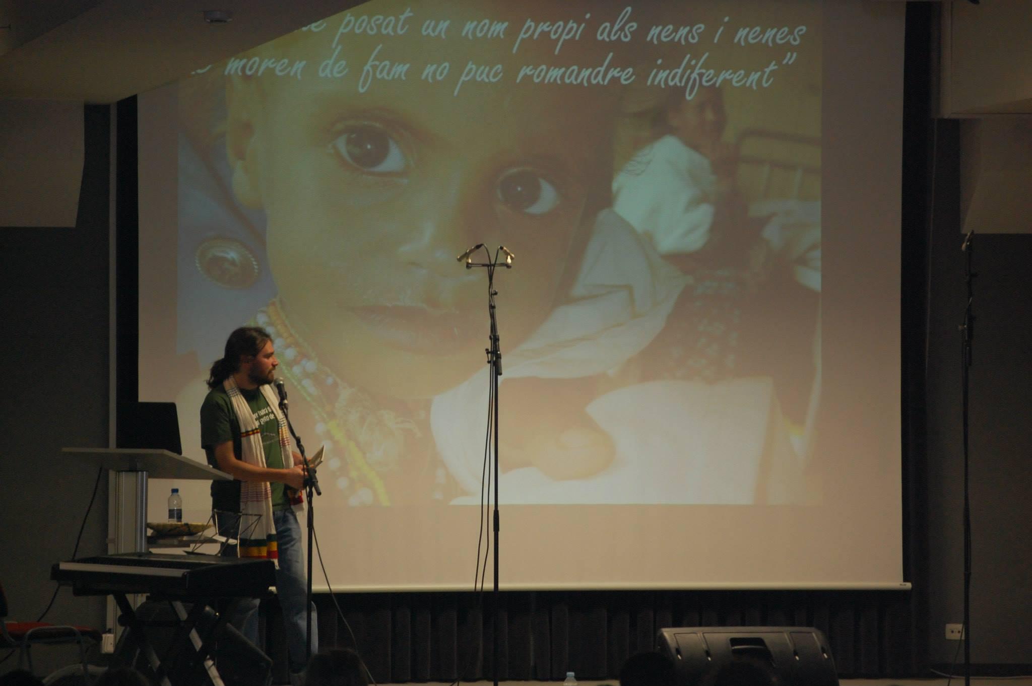 Iñaki Alegría. Etiopía. Desnutrición